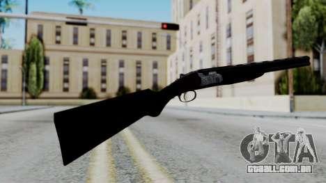 No More Room in Hell - Beretta Perennia SV 10 para GTA San Andreas terceira tela