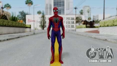 Marvel Future Fight Spider Man All New v1 para GTA San Andreas segunda tela