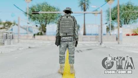 Acu Soldier 7 para GTA San Andreas terceira tela