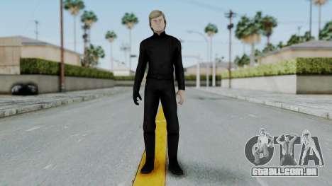 SWTFU - Luke Skywalker Jedi Knight para GTA San Andreas segunda tela