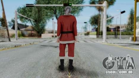 GTA Online DLC Festive Suprice 3 para GTA San Andreas terceira tela