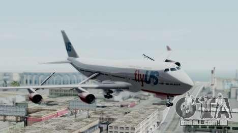 GTA 5 Jumbo Jet v1.0 FlyUS para GTA San Andreas