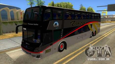 Troyano Calixto IV Vosa 3021 para GTA San Andreas