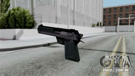 Vice City Beta Desert Eagle para GTA San Andreas segunda tela