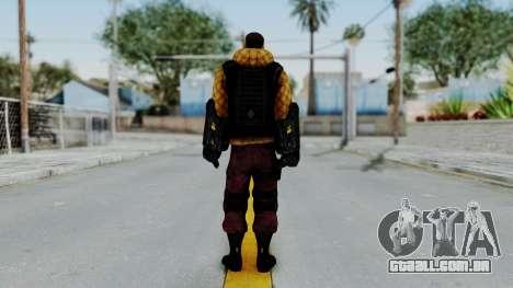 TASM2 Shocker para GTA San Andreas terceira tela