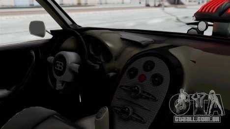 Dacia 1310 Tuned para GTA San Andreas vista direita