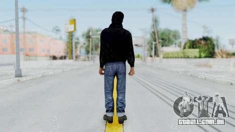 Mafia 2 - Vito Scaletta Renegade Black para GTA San Andreas terceira tela
