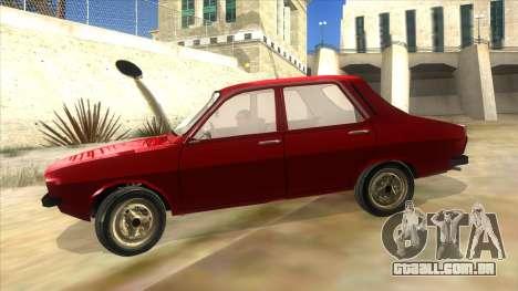 Dacia 1310 para GTA San Andreas esquerda vista