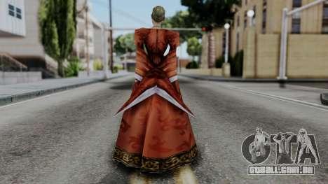 Girl Skin 5 para GTA San Andreas terceira tela