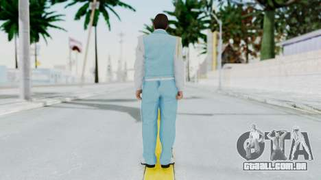 GTA 5 Divinity Ped 2 para GTA San Andreas terceira tela