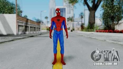 Amazing Spider-Man Comic Version para GTA San Andreas segunda tela