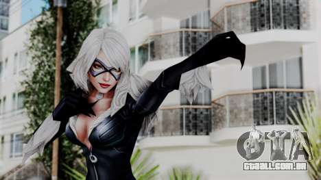 Marvel Future Fight - Black Cat para GTA San Andreas