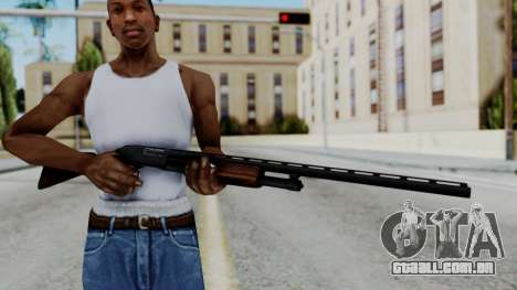 No More Room in Hell - Mossberg 500A para GTA San Andreas terceira tela