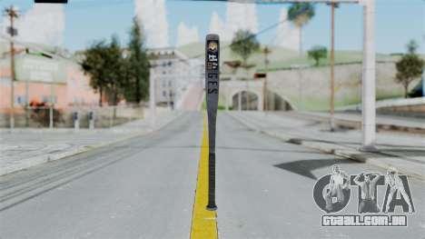 GTA 5 Baseball Bat para GTA San Andreas segunda tela