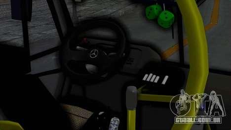 Marcopolo Boxer para GTA San Andreas vista direita