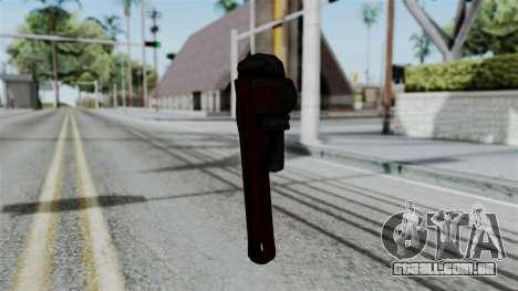 No More Room in Hell - Wrench para GTA San Andreas segunda tela