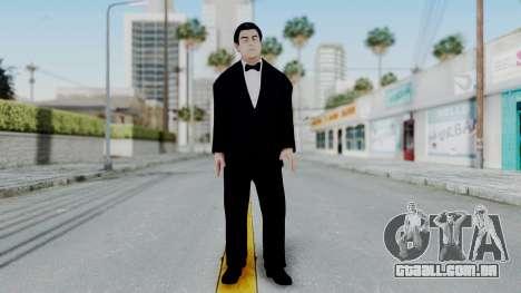 WWE Ricardo para GTA San Andreas segunda tela