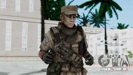 Crysis 2 US Soldier 5 Bodygroup B para GTA San Andreas