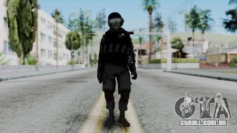 Serbian Zandarmerija v2 para GTA San Andreas segunda tela