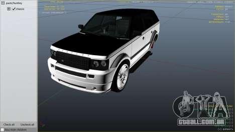 GTA IV Huntley para GTA 5