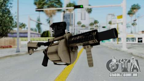 Arma OA Grenade Launcher para GTA San Andreas