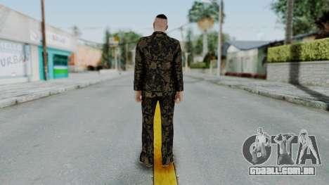 GTA Online DLC Executives and Other Criminals 5 para GTA San Andreas terceira tela