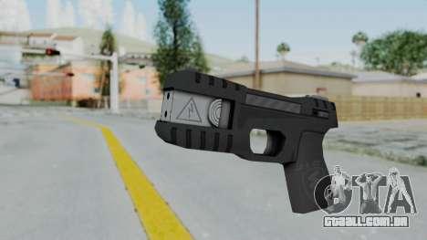 GTA 5 Stun Gun - Misterix 4 Weapons para GTA San Andreas segunda tela