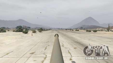 GTA 5 M103 voltar vista