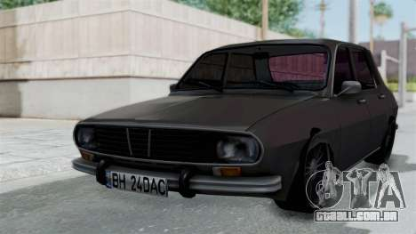 Dacia 1300 Edition[RC] para GTA San Andreas