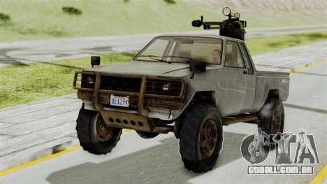 GTA 5 Karin Technical Machinegun para GTA San Andreas