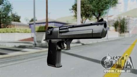 GTA 5 Desert Eagle para GTA San Andreas segunda tela