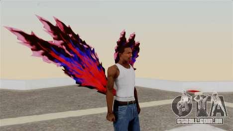 Ayatos Kagune para GTA San Andreas segunda tela