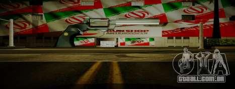 Iranian ammunation para GTA San Andreas