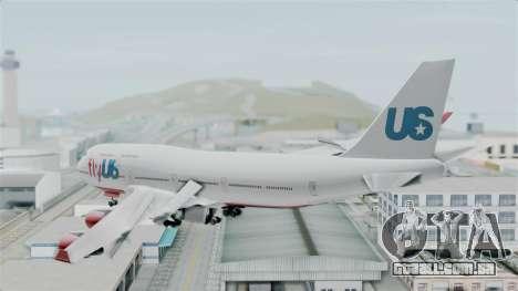 GTA 5 Jumbo Jet v1.0 FlyUS para GTA San Andreas vista direita