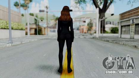 Marvel Future Fight Daisy Johnson v2 para GTA San Andreas terceira tela