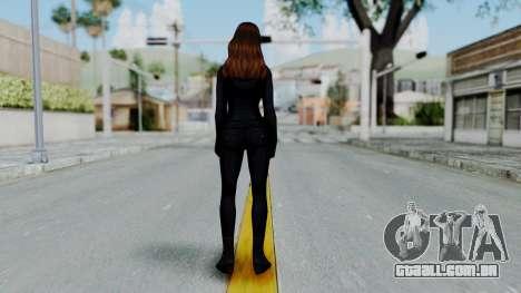 Marvel Future Fight Daisy Johnson v2 para GTA San Andreas terceira tela