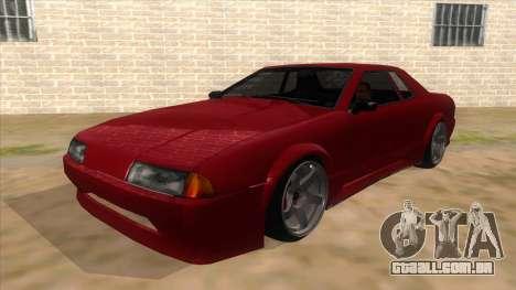 GTR Elegy para GTA San Andreas