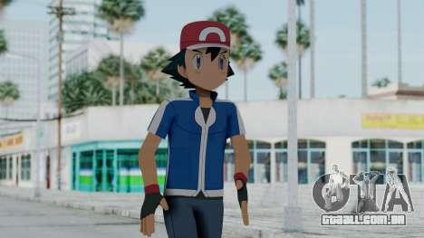 Pokémon XY Série - Cinzas para GTA San Andreas