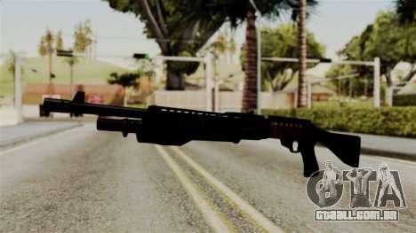 New Shotgun para GTA San Andreas segunda tela