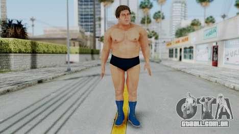 Andre Giga para GTA San Andreas segunda tela