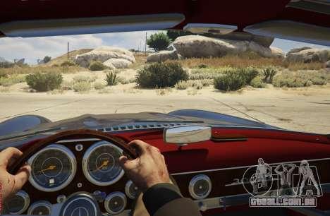 GTA 5 1954 Mercedes-Benz 300 SL Gullwing 1.0 voltar vista