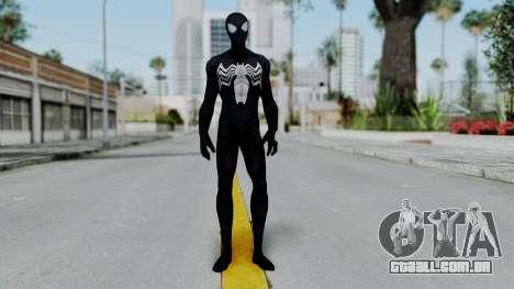 Marvel Future Fight Spider Man Black v2 para GTA San Andreas segunda tela
