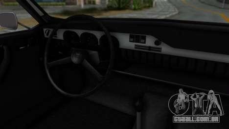Dacia 1310 Double Version para GTA San Andreas vista direita