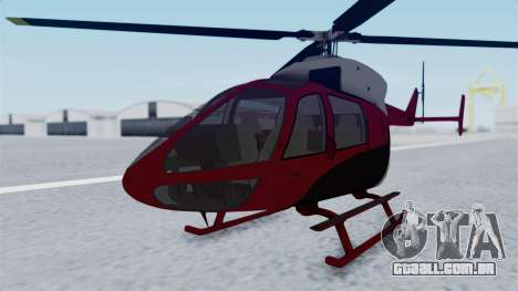 GTA 5 Super Volito para GTA San Andreas