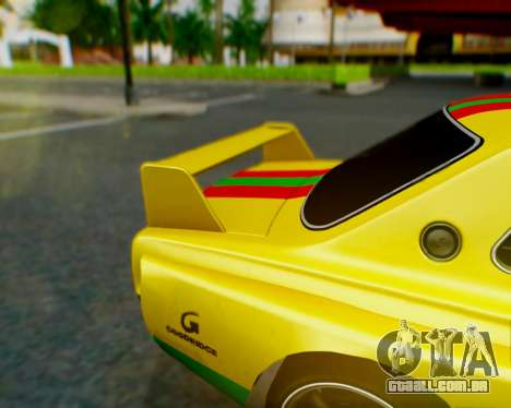 Nissan 2000GT-R [C10] Tunable para as rodas de GTA San Andreas