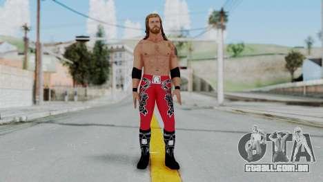 WWE Edge 1 para GTA San Andreas segunda tela
