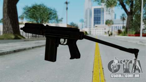 9A-91 Ironsight para GTA San Andreas terceira tela