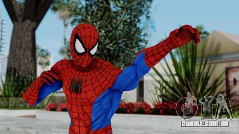 Amazing Spider-Man Comic Version para GTA San Andreas