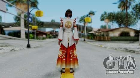 Sengoku Musou 3 - Okuni para GTA San Andreas terceira tela