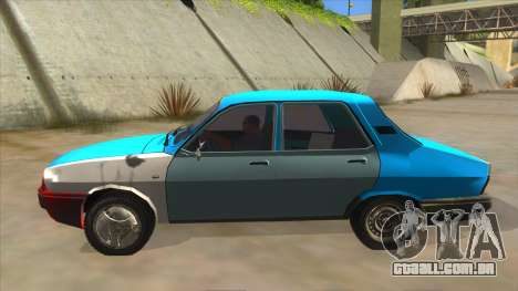 Dacia 1310 Rusty para GTA San Andreas esquerda vista